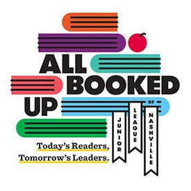 All Booked Up logo