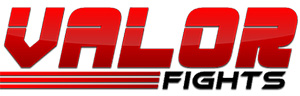 Valor Fights logo